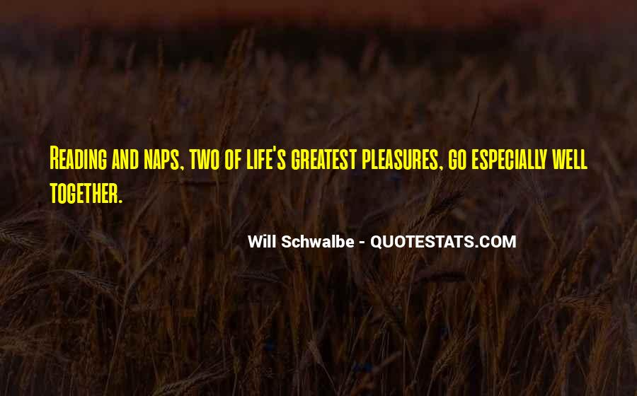 Will Schwalbe Quotes #1211383