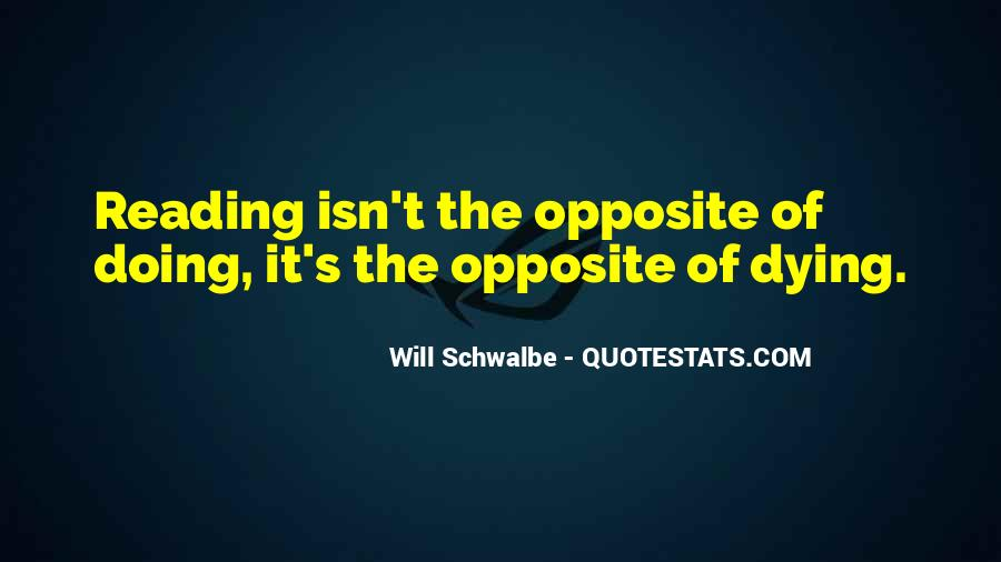 Will Schwalbe Quotes #1746441