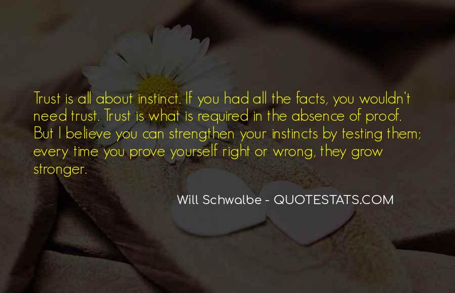 Will Schwalbe Quotes #1760083