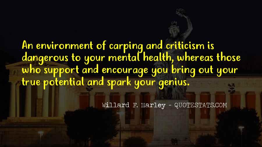 Willard F Harley Quotes #617322