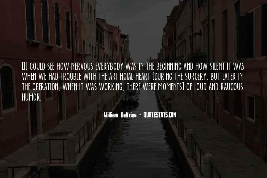 William Devries Quotes #1176136