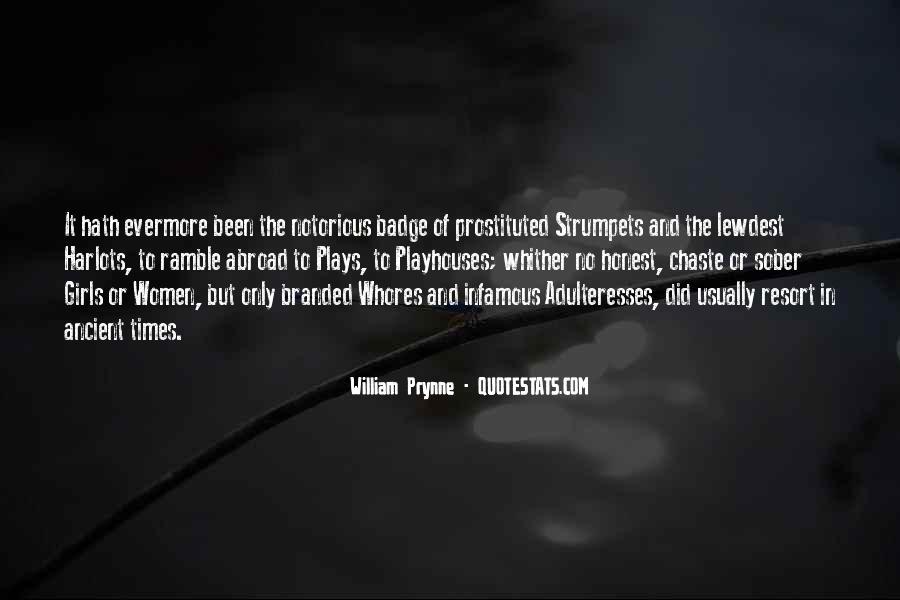 William Prynne Quotes #786444