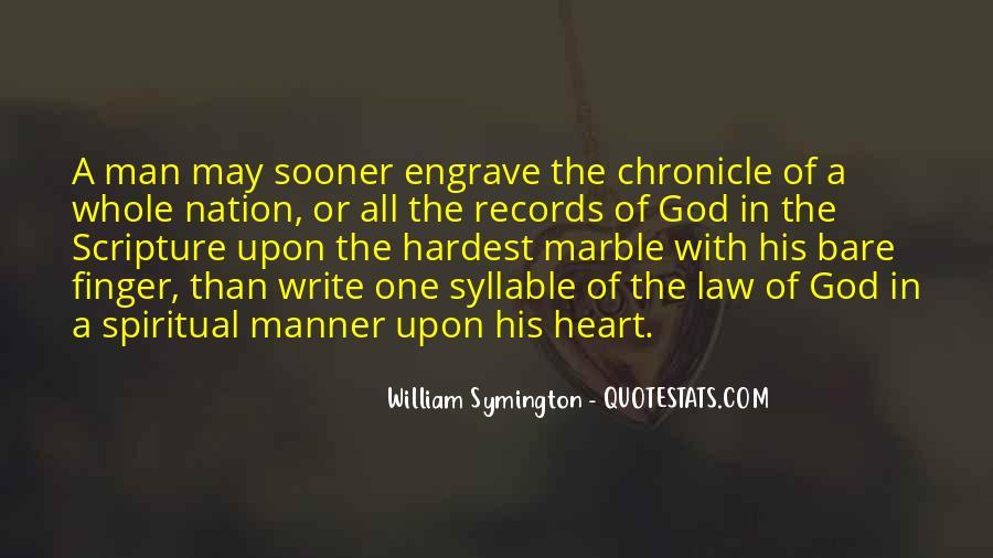 William Symington Quotes #1301760