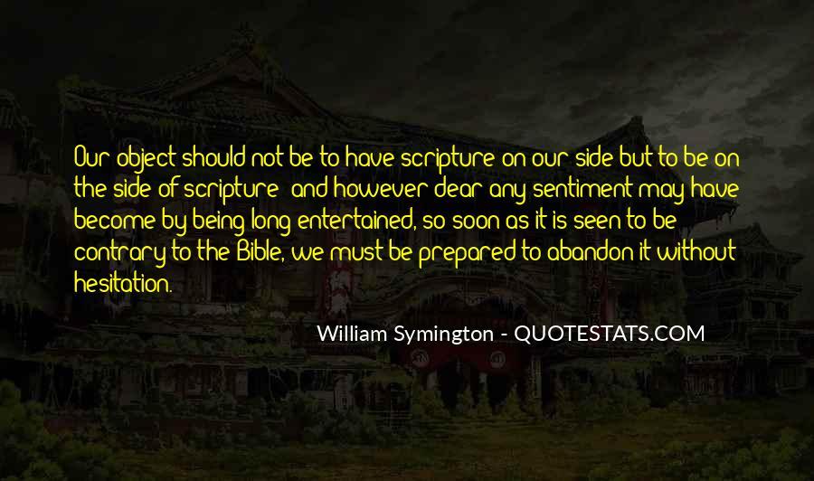 William Symington Quotes #1329600