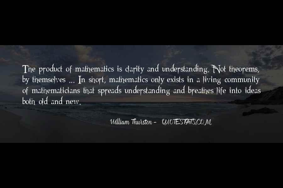 William Thurston Quotes #1762644