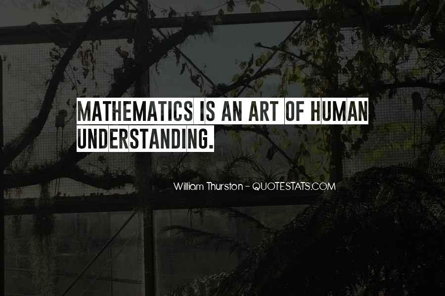 William Thurston Quotes #884634