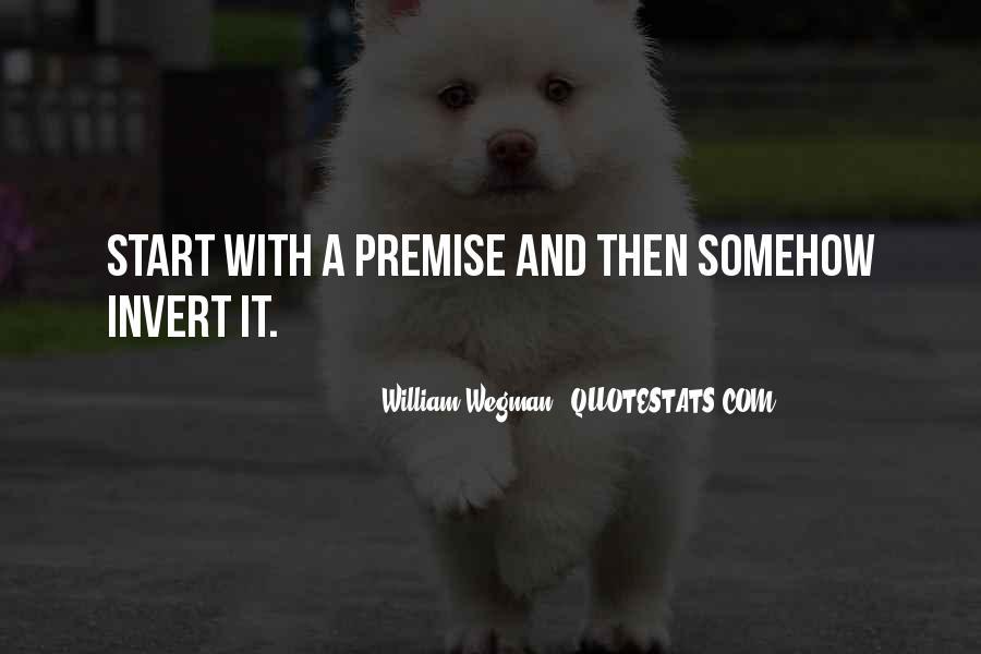 William Wegman Quotes #598173