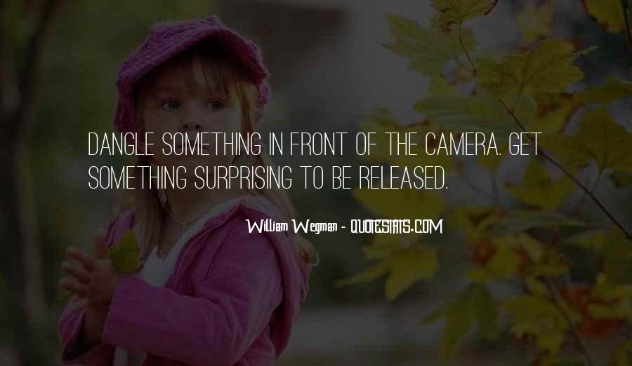 William Wegman Quotes #709183