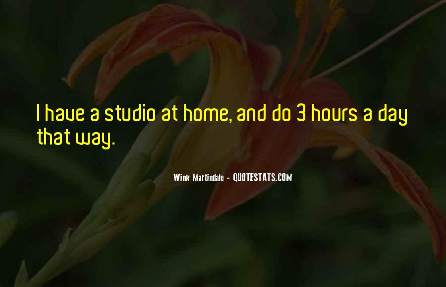 Wink Martindale Quotes #1112212