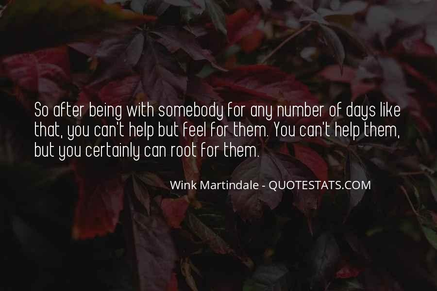 Wink Martindale Quotes #1564619