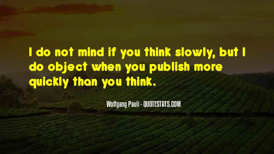 Wolfgang Pauli Quotes #1033228