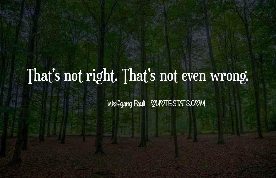 Wolfgang Pauli Quotes #1203633