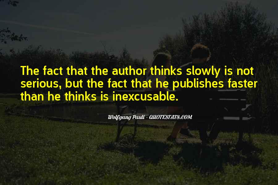 Wolfgang Pauli Quotes #1530370