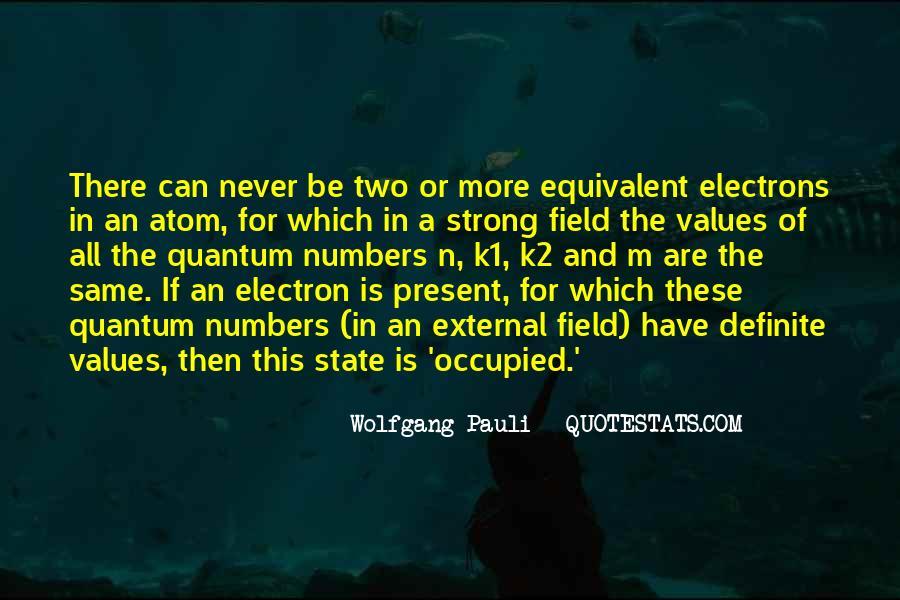 Wolfgang Pauli Quotes #1663196