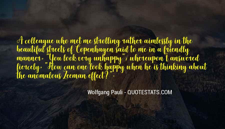 Wolfgang Pauli Quotes #1704844