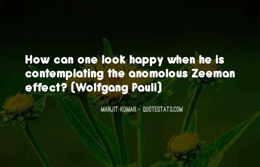 Wolfgang Pauli Quotes #1855761
