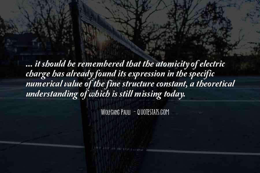 Wolfgang Pauli Quotes #468197