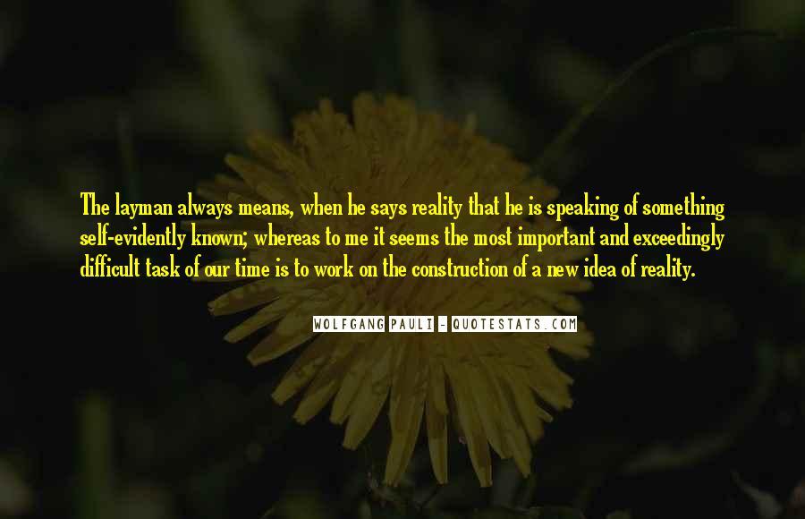 Wolfgang Pauli Quotes #526088
