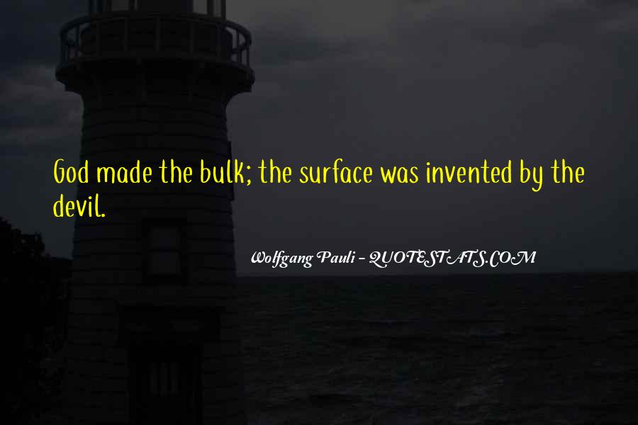 Wolfgang Pauli Quotes #80956
