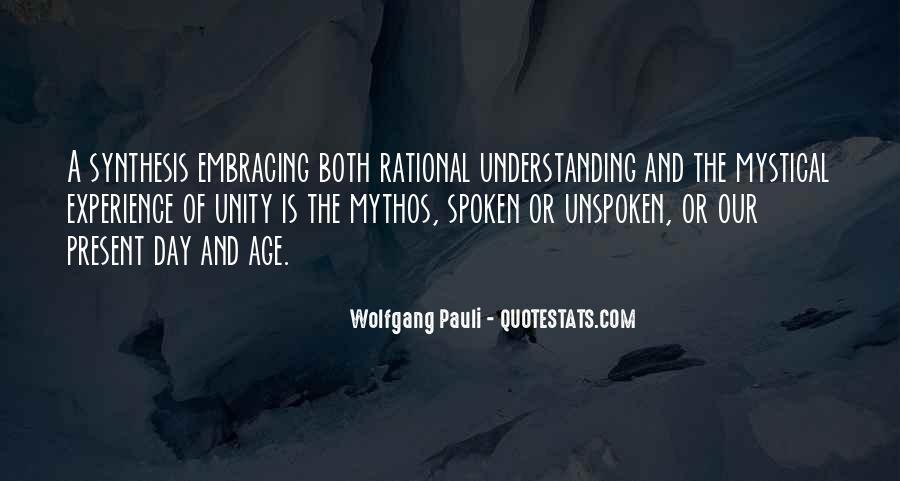 Wolfgang Pauli Quotes #844899