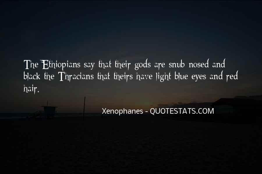 Xenophanes Quotes #349911