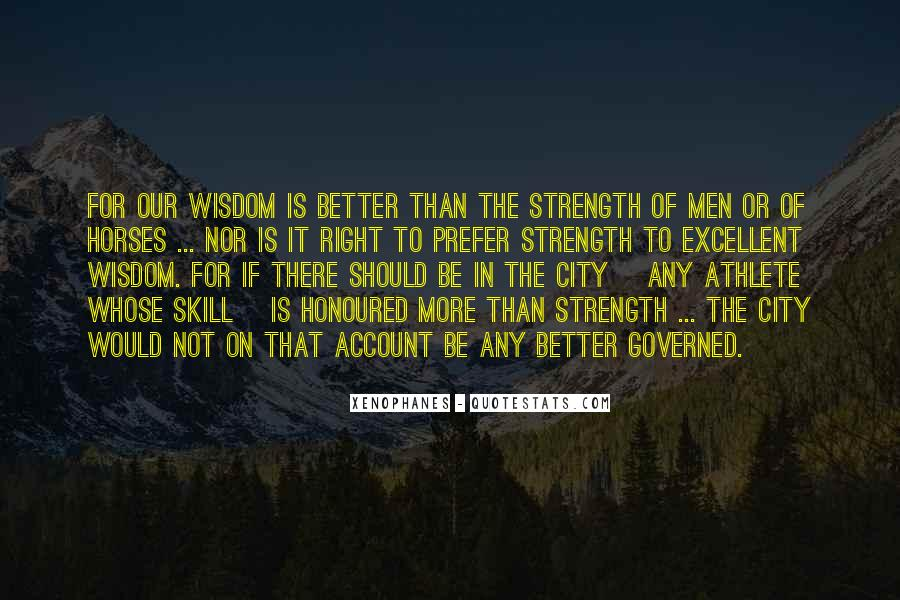 Xenophanes Quotes #386838