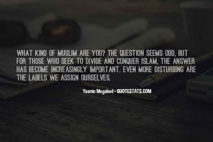 Yasmin Mogahed Quotes #101216