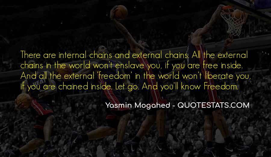 Yasmin Mogahed Quotes #1016815