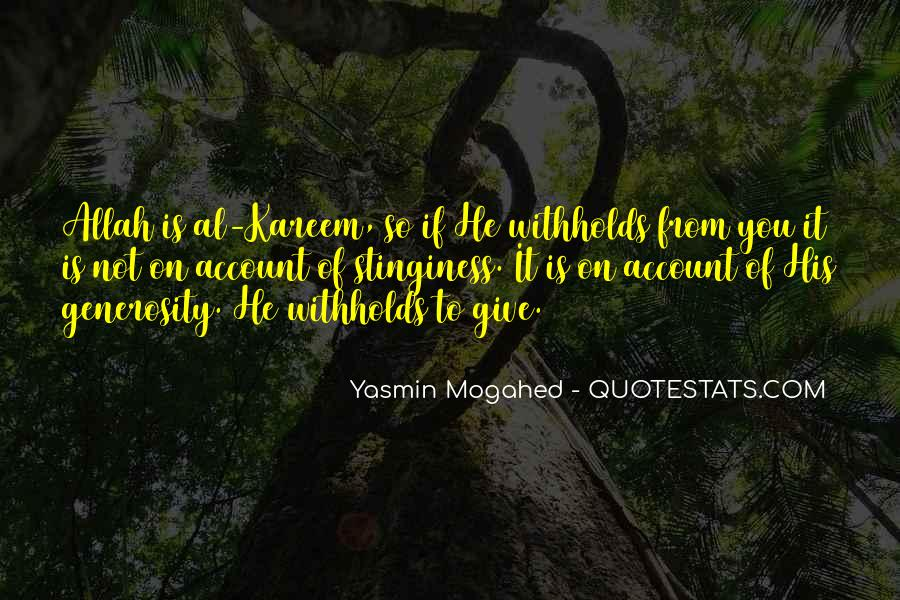 Yasmin Mogahed Quotes #1067739