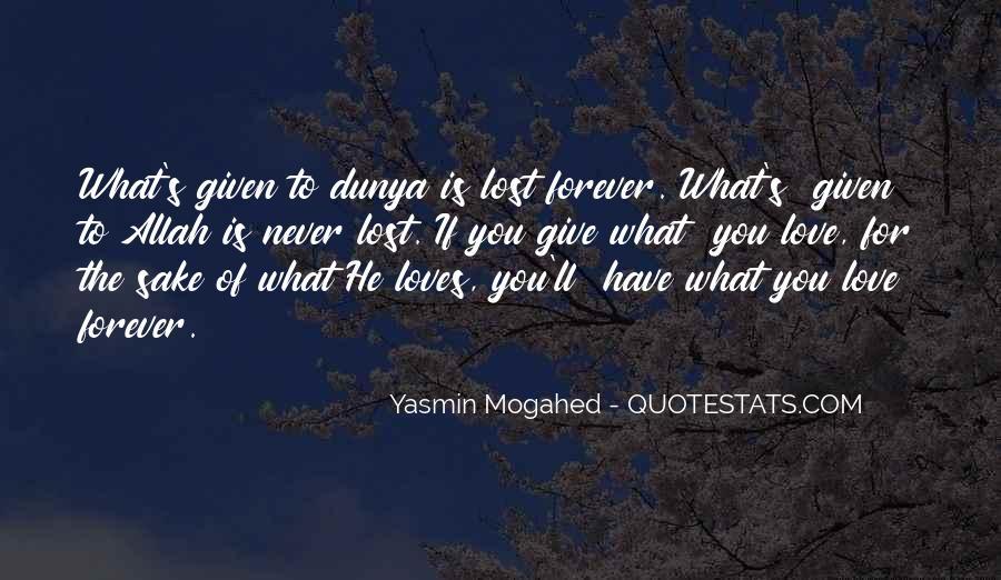 Yasmin Mogahed Quotes #113834