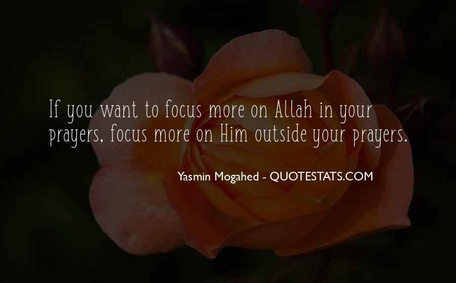 Yasmin Mogahed Quotes #119234