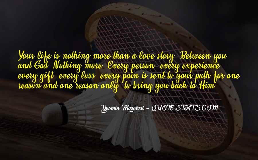 Yasmin Mogahed Quotes #195355