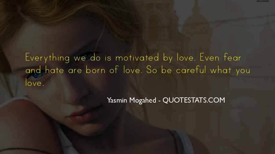Yasmin Mogahed Quotes #224389