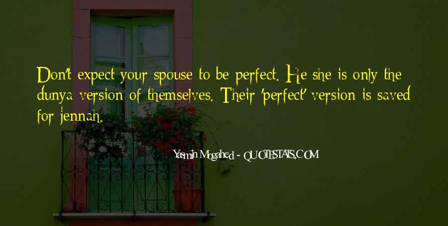 Yasmin Mogahed Quotes #237463