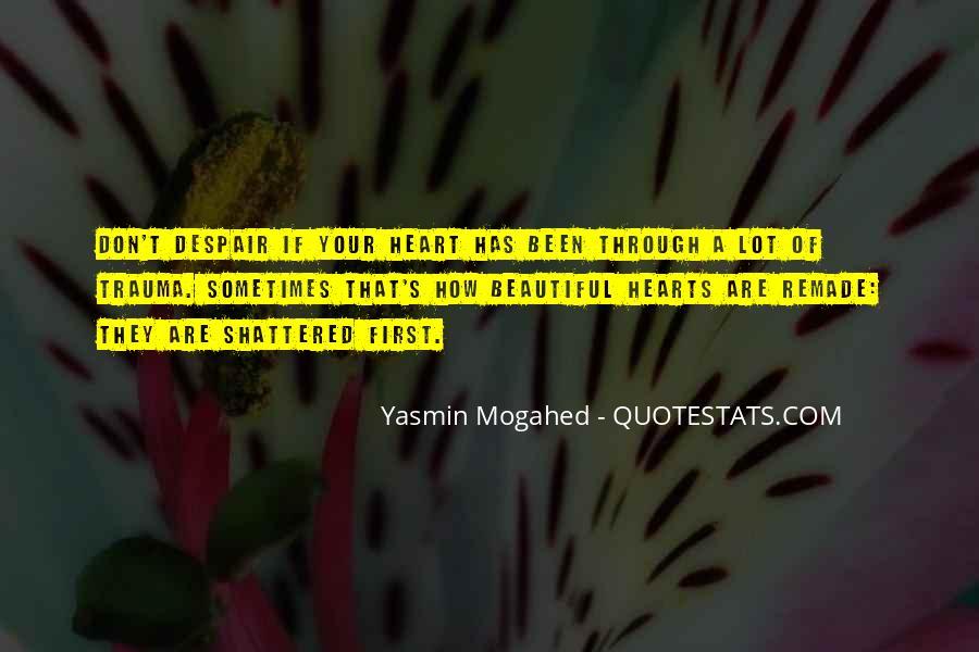 Yasmin Mogahed Quotes #303475