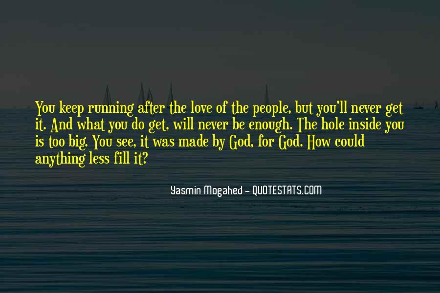 Yasmin Mogahed Quotes #393805