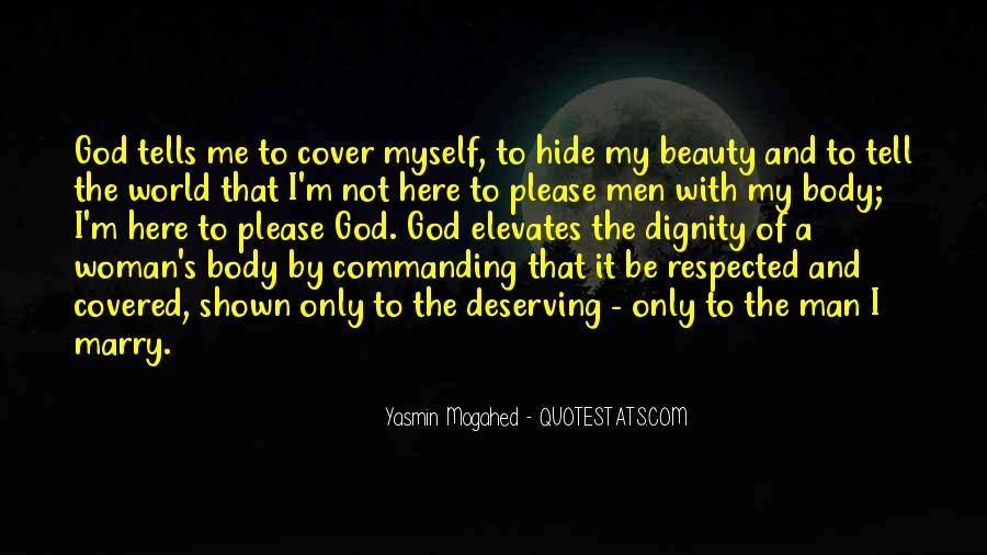 Yasmin Mogahed Quotes #456019
