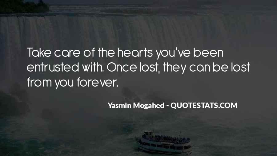 Yasmin Mogahed Quotes #676626