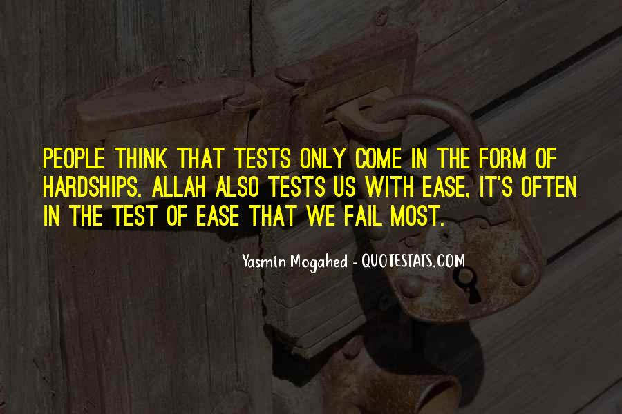 Yasmin Mogahed Quotes #683443