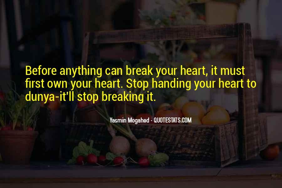 Yasmin Mogahed Quotes #704987