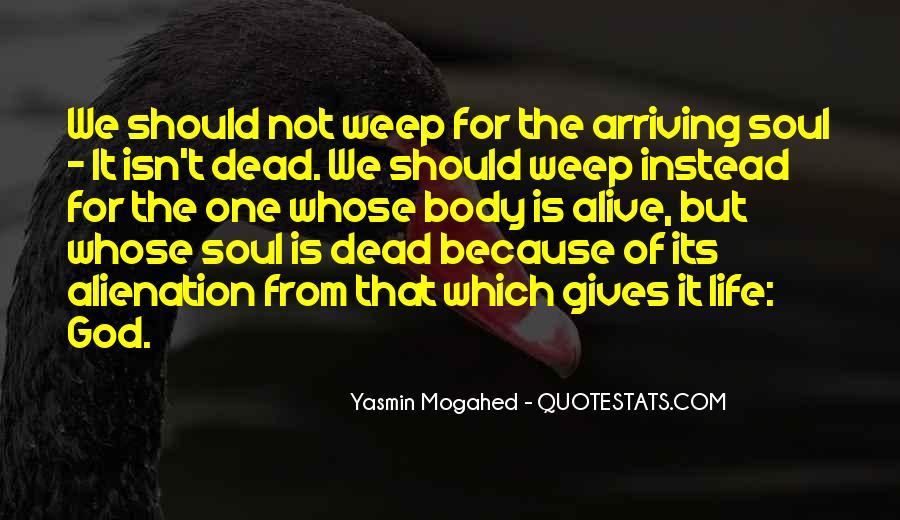 Yasmin Mogahed Quotes #709765