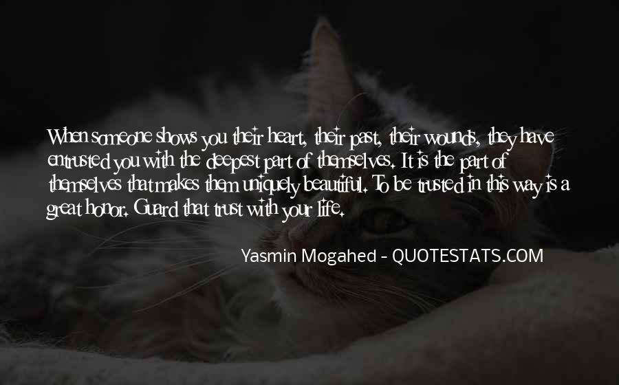Yasmin Mogahed Quotes #717164