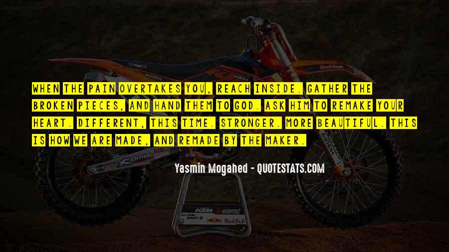 Yasmin Mogahed Quotes #724507