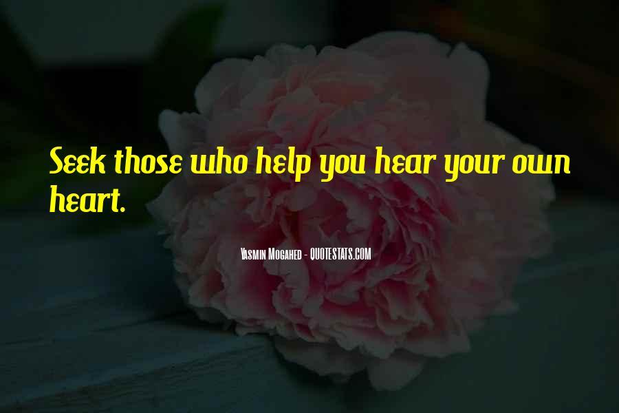 Yasmin Mogahed Quotes #865575