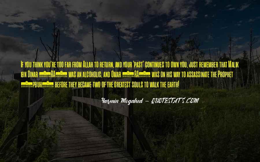 Yasmin Mogahed Quotes #887417