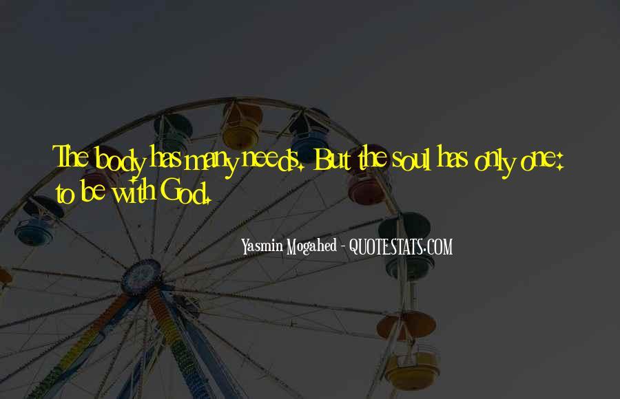 Yasmin Mogahed Quotes #989427