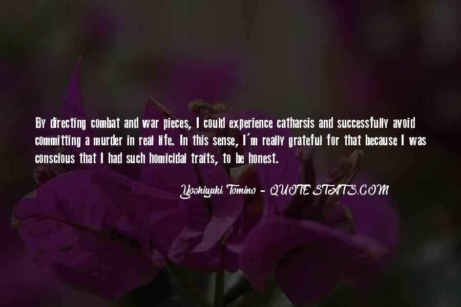 Yoshiyuki Tomino Quotes #1519636