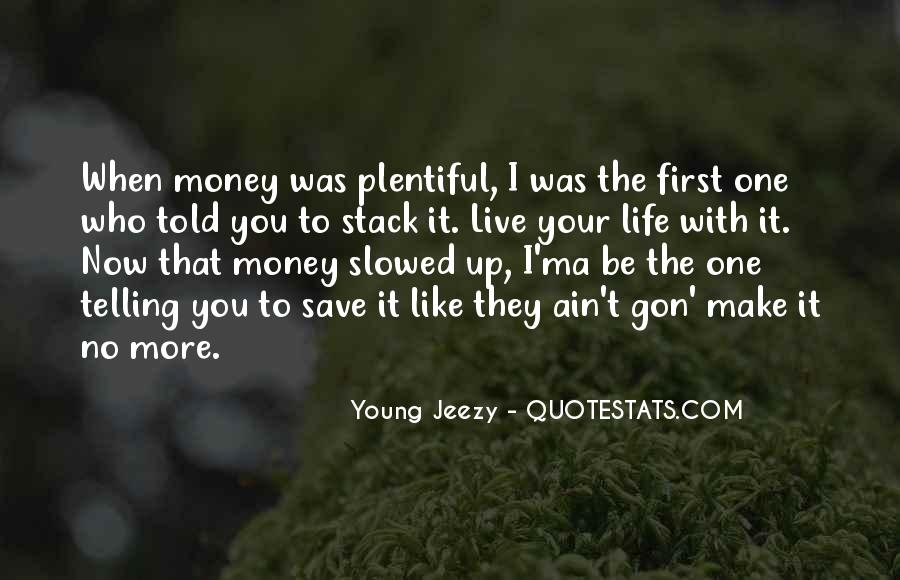 Young Jeezy Quotes #895625