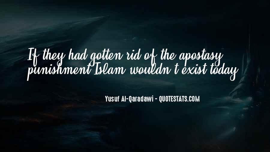 Yusuf Al Qaradawi Quotes #1010101