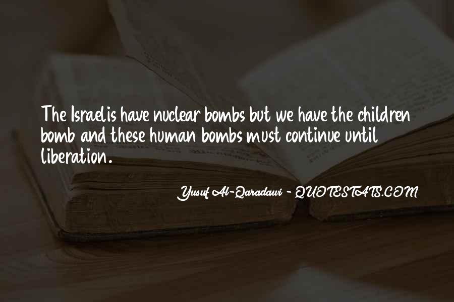 Yusuf Al Qaradawi Quotes #1020269